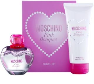 Moschino Pink Bouquet coffret VIII.
