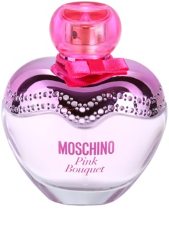 Moschino Pink Bouquet Perfume Deodorant for Women 50 ml