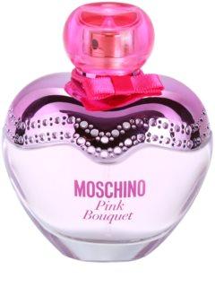 Moschino Pink Bouquet Deo mit Zerstäuber für Damen 50 ml