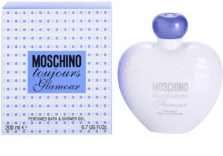 Moschino Toujours Glamour Shower Gel for Women 200 ml