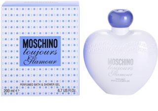 Moschino Toujours Glamour Duschgel für Damen 200 ml