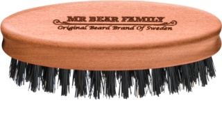 Mr Bear Family Grooming Tools Travel Beard Brush