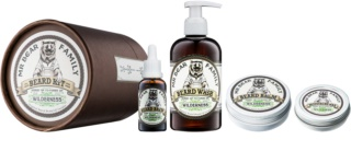 Mr Bear Family Wilderness kit di cosmetici I.