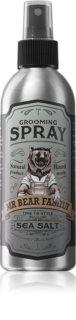 Mr Bear Family Sea Salt multifunkciós hajspray tengeri sóval
