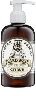 Mr Bear Family Citrus Baardshampoo