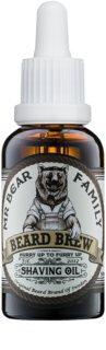 Mr Bear Family Skincare olio per rasatura per uomo