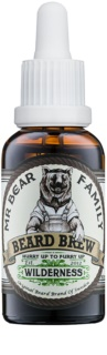 Mr Bear Family Wilderness olio da barba
