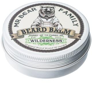 Mr Bear Family Wilderness бальзам для вусів