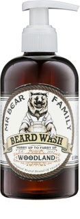 Mr Bear Family Woodland шампунь для  бороди