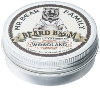 Mr Bear Family Woodland бальзам для вусів