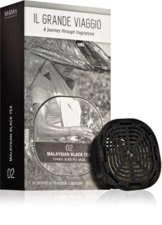Mr & Mrs Fragrance Il Grande Viaggio Malaysian Black Tea náplň do aroma difuzérů kapsle