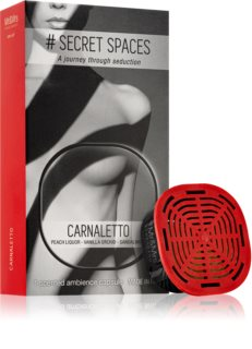 Mr & Mrs Fragrance Secret Spaces Carnaletto aroma-diffuser navulling capsules