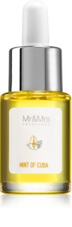 Mr & Mrs Fragrance Blanc Mint of Cuba aceite aromático