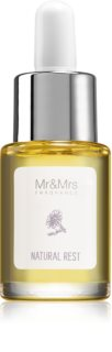 Mr & Mrs Fragrance Il Giardino Dell'Anima Natural Rest óleo aromático (De-stress and Sleep) 15 ml