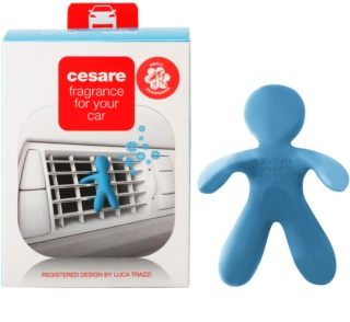 Mr & Mrs Fragrance Cesare Caribbean Sea ambientador auto 1 un.