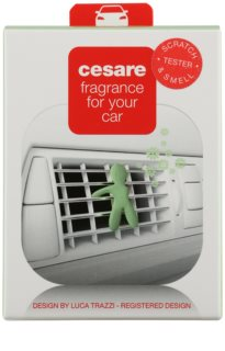 Mr & Mrs Fragrance Cesare Colonial Car Air Freshener 1 pc