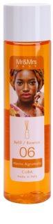 Mr & Mrs Fragrance Easy Ersatzfüllung 260 ml  06 - Cuba (Mint of Cuba)