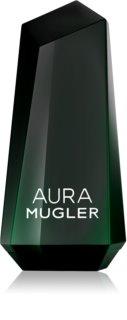 Mugler Aura leite corporal para mulheres 200 ml