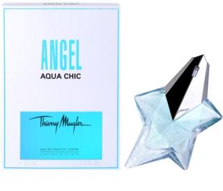 Mugler Angel Aqua Chic Eau de Toilette for Women 50 ml