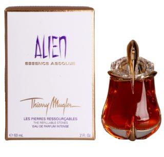 Mugler Alien Essence Absolue Eau de Parfum para mulheres 60 ml recarregável