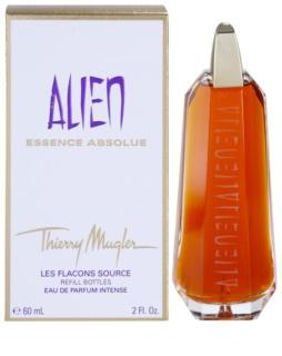 Mugler Alien Essence Absolue eau de parfum para mujer 60 ml recarga