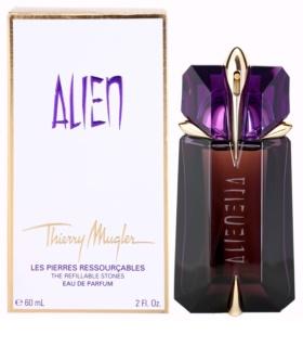 Mugler Alien Eau de Parfum für Damen 60 ml Nachfüllbar