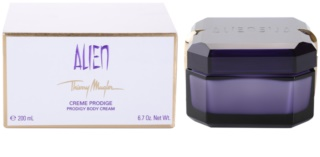 Mugler Alien creme corporal para mulheres 200 ml