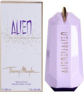Mugler Alien Lapte de corp pentru femei 200 ml