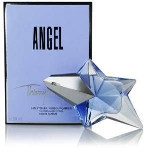 Mugler Angel Parfumovaná voda pre ženy 50 ml plniteľná