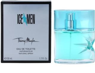 Mugler Ice Men toaletna voda za moške 50 ml
