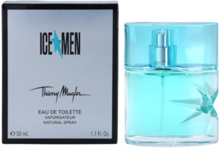 Mugler Ice Men eau de toilette férfiaknak 50 ml