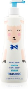 Mustela Bébé Hydra Bébé Moisturizing Body Lotion for Children from Birth Limited Edition