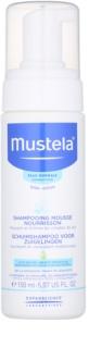 Mustela Bébé Bain penast šampon za otroke