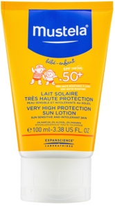 Mustela Solaires мляко за загар  SPF 50+