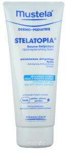 Mustela Dermo-Pédiatrie Stelatopia baume corporel pour peaux très sèches et atopiques