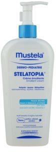 Mustela Dermo-Pédiatrie Stelatopia crème hydratante pour peaux très sèches et atopiques