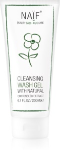 Naif Baby & Kids Cleansing Wash Gel for Kids & Babies