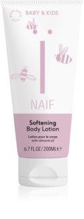Naif Baby & Kids lapte de corp hidratant pentru copii