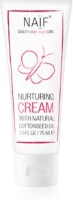 Naif Baby & Kids Verzorgende Crème  voor Kinderen vanaf Geboorte