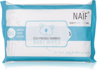 Naif Baby & Kids Wet Wipes For Children From Birth