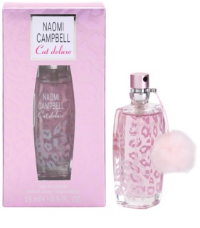 Naomi Campbell Cat deluxe Eau de Toilette für Damen 15 ml