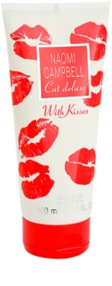 Naomi Campbell Cat Deluxe With Kisses gel doccia per donna 200 ml
