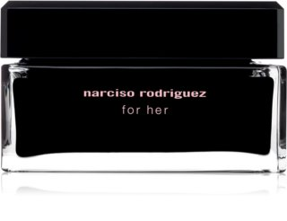 Narciso Rodriguez For Her crema corpo per donna 150 ml