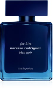 Narciso Rodriguez For Him Bleu Noir Eau de Parfum for Men 100 ml