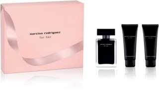 Narciso Rodriguez For Her coffret III.