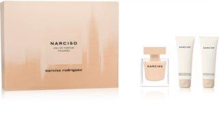 Narciso Rodriguez Narciso Poudrée set cadou V. pentru femei