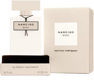 Narciso Rodriguez Narciso Musc olio profumato per donna 50 ml