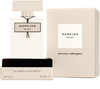 Narciso Rodriguez Narciso Musc Perfumed Oil for Women 50 ml