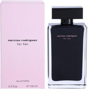 Narciso Rodriguez For Her Eau de Toilette für Damen 100 ml