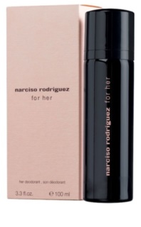 Narciso Rodriguez For Her Deo Spray for Women 100 ml